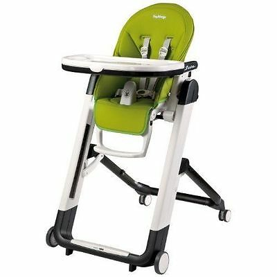 Peg Perego Siesta High Chair in Mela Brand New!!