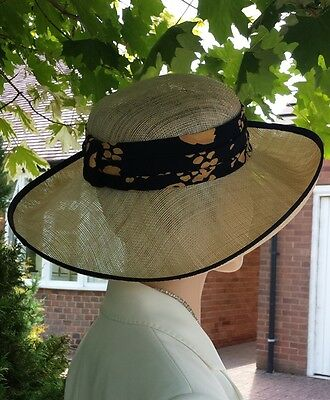 Country Casuals Natural Gold Cream Black Wedding Mother of Bride Groom £139