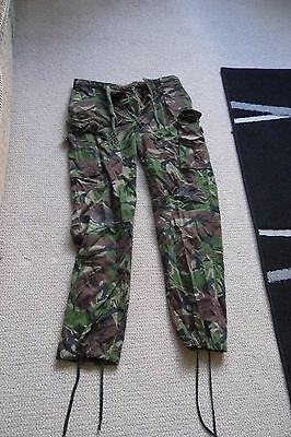 Combat Trousers-British Army-Millatary Clothes-Camo Pants-Army Pants-Combats