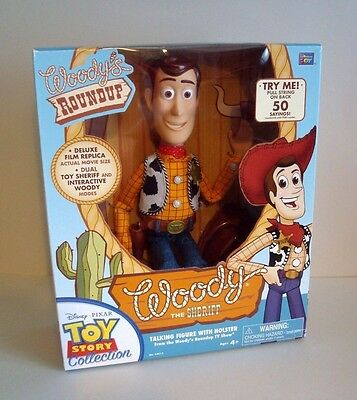 Toy Story Collection Woody New Sealed in box.