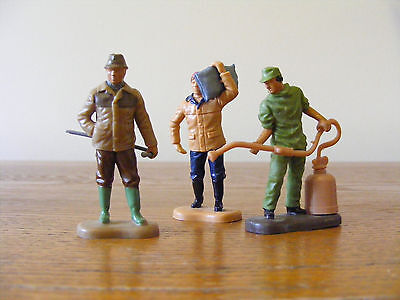 Britain's Farm Animal. Vintage Late 1980's. Farm Workers. Made in England.