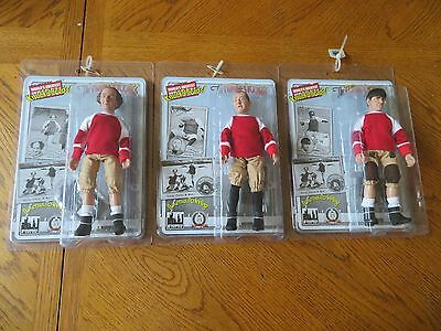 The Three Stooges No Census No Feeling Set of 3 Figures Curly Larry Moe