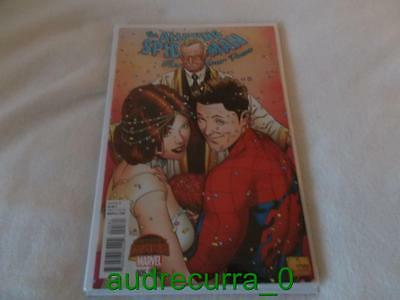 Amazing Spider-Man Renew Your Vows #5 1:150 Quesada Color Unmasked Variant NM