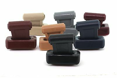 Sun Visor clip set of 1 male   1 female any color W107 380SL 450SL 560SL 1915567df38