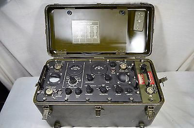 Wild-Heerbrugg Autonetics Control Indicator Panel US Army MIL-ABLE Gyro T2 Rare