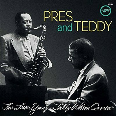 The Lester Young - Teddy Wilson Quartet - Pres & Teddy NEW LP