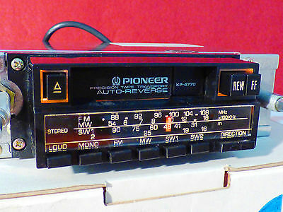 PIONEER KP-4770   Vintage car stereo Works Perfect. New in Box
