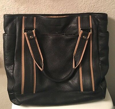 Levenger Leather Briefcase