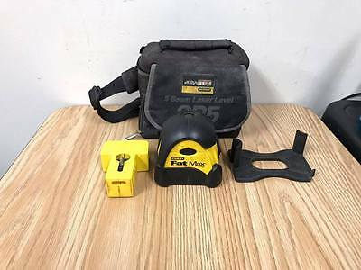 Stanley SP5 FatMax Five Beam Self-Leveling Laser Level 77-154