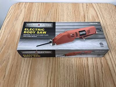 Chicago Electric 120v Cordless Variable Speed Reciprocating Saw New