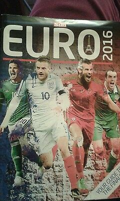 euro 2016 supplement brochure