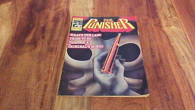 The Punisher number 13 Marvel Comics dated 28th October 1989