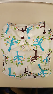 Thirsties One Size All in One Cloth Diaper