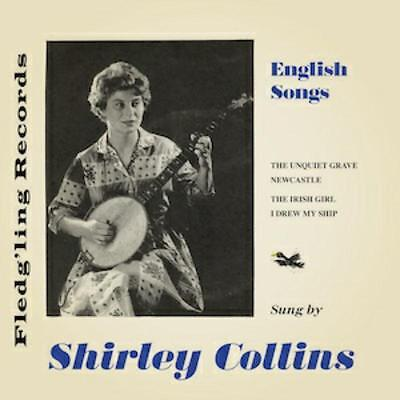 Collins Shirley - English Songs NEW 7""