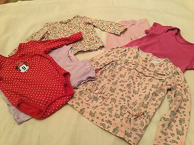 job lot baby girl clothes 12-18 months