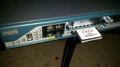 Router Cisco 2801 + 128mb
