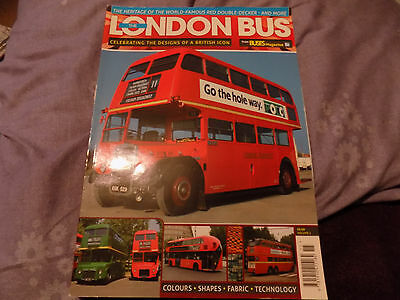 The London Bus - Celebrating the Designs of a London Icon