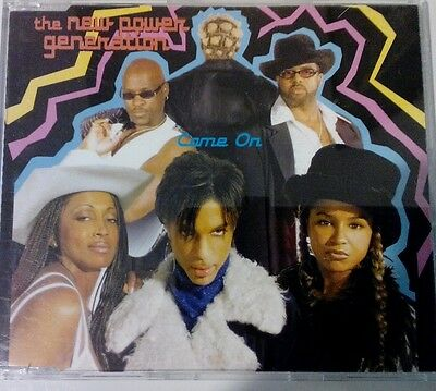 Prince / New power generation / Come on / Remixes