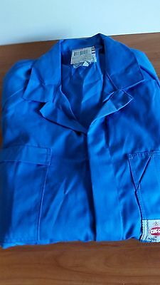 New Poly cotton Combination Overalls size 92R/6