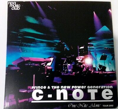 Prince/ New power generation / C note