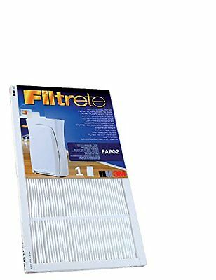 Filtrete FAPF01 02 Ultra Clean Small Air Purifier Replacement Filter - For Filtr