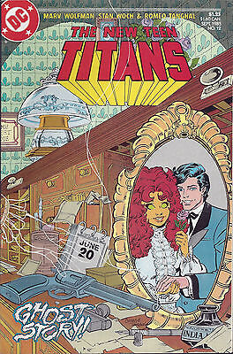 NEW TEEN TITANS #12 - Sep 1985