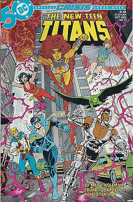 NEW TEEN TITANS #13 - Oct 1985
