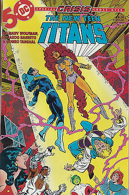 NEW TEEN TITANS #14 - Nov 1985