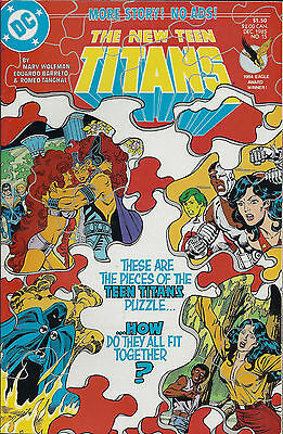 NEW TEEN TITANS #15 - Dec 1985
