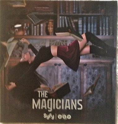 The Magicians, FYC EMMY DVD 2016 SyFy Television 2 Episodes NEW Condition