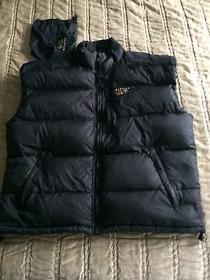 Mountain Hardwear Down Gilet Mens Size Xl
