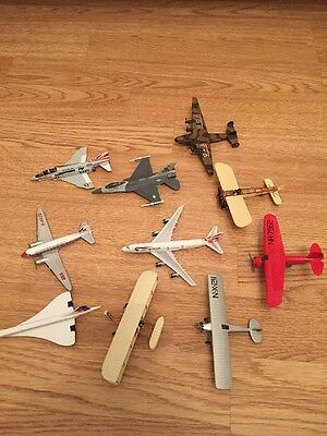 Vintage Airplane Collection