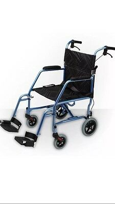 Super lightweight wheelchair- as good as brand new!!
