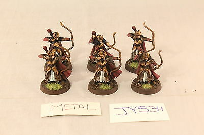 Warhammer Lord of the Rings Haldir's Elves with Bows