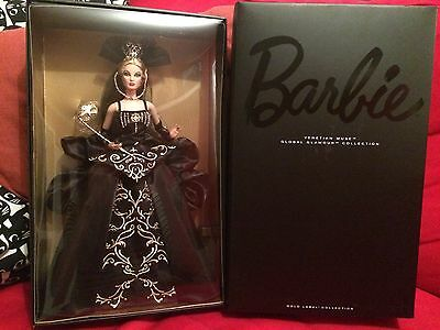 "Barbie Collector ""Venetian Muse"" Global Glamour Collection (NRFB)"