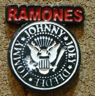 Pin Badge RAMONES New BUY 5 and get 1 more Free of charge -Read description