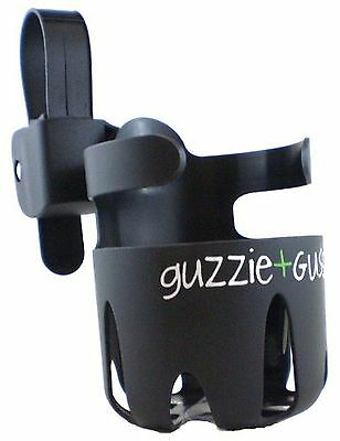 Guzzie+Guss Universal Cup Holder Black