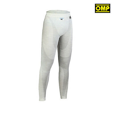 OMP ONE MY14 Underwear Pants White (FIA) s. M/L