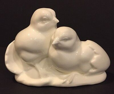 Royal Doulton Images Of Nature New Arrival Hatching Chicks Bird Hn3551