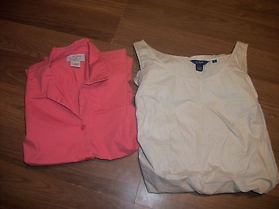 Juniors size 8 clothing Lot 2 pieces shirt and dress