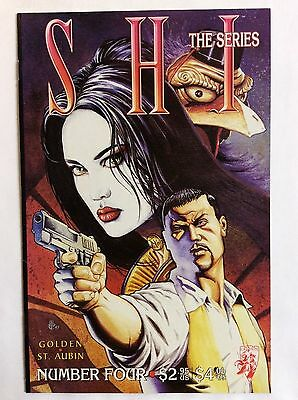 SHI, The Series #4 (Crusade Comics)