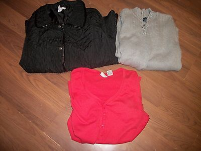 Womens x-large clothing lot