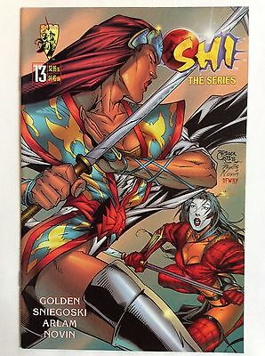SHI, The Series #13 (Crusade Comics)