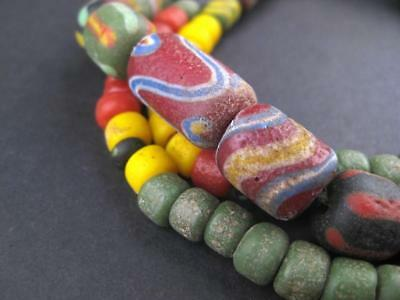 Ancient-Style Indonesian Powder Glass Beads