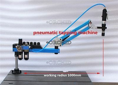 New Vertical Type Pneumatic Air Tapping Machine M3-M12 1000Mm I