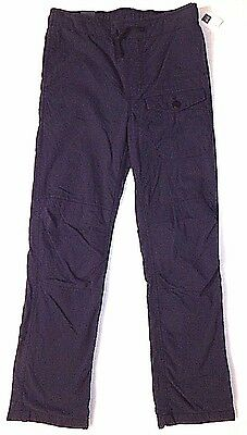 New GAP kids XL (12) Navy blue lined athletic pants