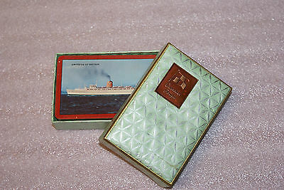 1956-1963 Canadian Pacific Empress of Britain Souvenir Playing Cards SEALED RARE