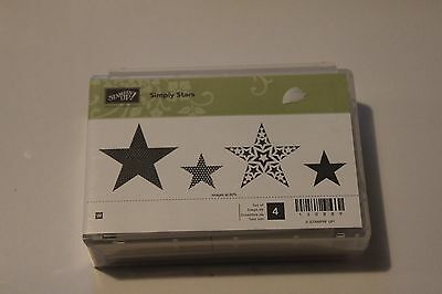 Stampin' Up! - Simply Stars - retired stamp set