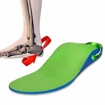 Hot Orthopedic Orthotics Arch Support Shoe Insoles Insert Pad for Children Baby