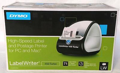 Dymo LabelWriter 450 Turbo - Used, Complete In Box, Working